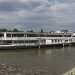 Grof Szechenyi und Stadt Wien