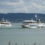 RMS Diessen und MS Augsburg, Juli 2014