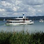 RMS Herrsching und MS Augsburg, Juli 2014