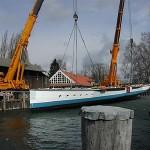 Diessen - neu, im Bau, Foto: Bayerische Seenschifffahrt